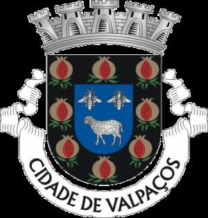 Valpaços - Image: Brasão de Valpaços