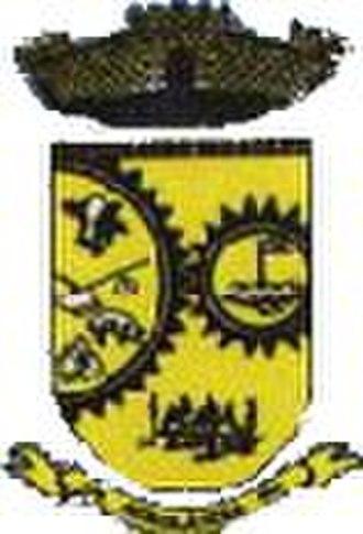 Agrolândia - Image: Brasao Agrolandia