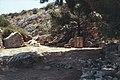 Brauron, Sacred rock gorge, Brau03.jpg