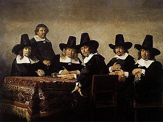 Regents of the Children's Orphanage in Haarlem