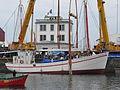 Brest2012 Fée de l'Aulne-mise à l'eau (3).JPG