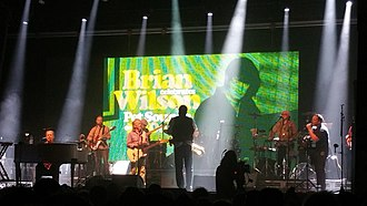 Pet Sounds - Wilson performing Pet Sounds as a solo artist at Byron Bay Bluesfest, 2016