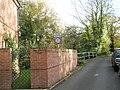Bridge over stream at Test Road - geograph.org.uk - 603574.jpg
