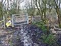 Bridle gate Alderholt Dorset - geograph.org.uk - 298145.jpg