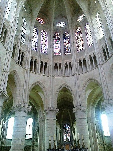 Brie Orbais Abbaye Saint-Pierre Paul Choeur 29092012