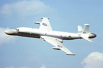 British Aerospace Nimrod AEW3 - Nimrod AEW3