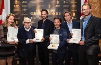 London Design Festival - Winners of the British Land Celebration of Design 2015.