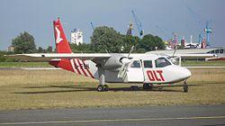 Britten-Norman Islander - Wikipedia, den frie encyklopædi