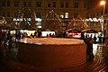Brněnské Vánoce, náměstí Svobody, zakrytá kašna (9135).jpg