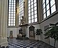 Brno sv. Jakub hrobka de Souches ochoz 1.jpg