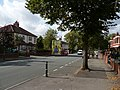 Broadstone Road, looking towards Heaton Chapel - geograph.org.uk - 552623.jpg
