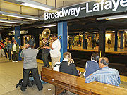 The New York City Subway is the lifeblood of the city.
