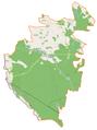 Brody (gmina w województwie lubuskim) location map.png