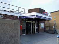 Bromley-by-Bow stn entrance.JPG