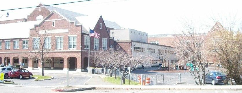 Bronxville NY public school