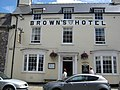 Brown's Hotel. (Drinking place of Dylan Thomas) - panoramio.jpg
