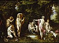 Brueghel, Jan the Elder and Backer, Jacob de - Diana und Aktaion - c. 1595.jpg