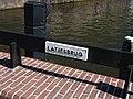 Brug 50, Latjesbrug, in de Anne Frankstraat over de Nieuwe Herengracht foto 4.JPG