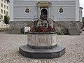 Brunnen am Alten Rathaus in Bad Brückenau.jpg