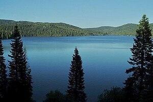 Plumas National Forest - Bucks Lake in Plumas National Forest