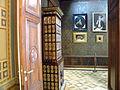 Bucuresti, Romania. Muzeul Theodor Aman (soba de teracota; pe perete portretul tatalui pictorului) B-II-m-A-19621.JPG