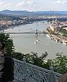 Budapest, Donau von der Zitadelle 2014-08.jpg