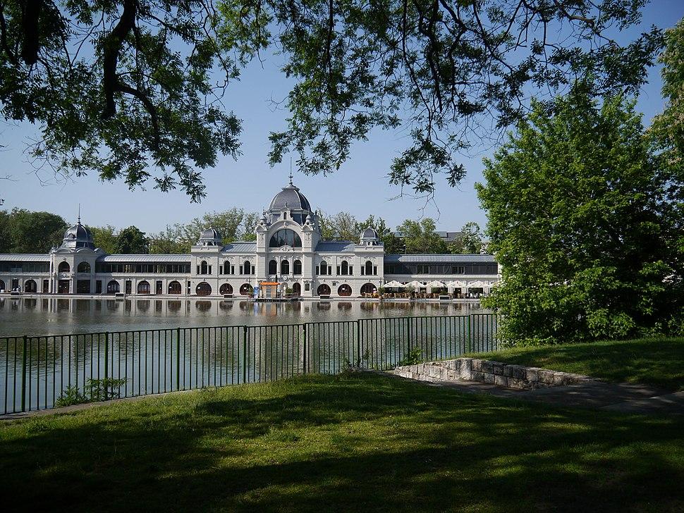 Budapest Stadtpark 1