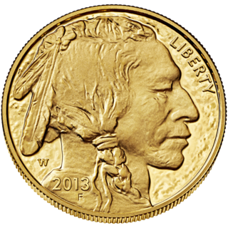 American Buffalo (coin) Gold bullion coin of the United States