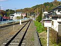 Buffer at Motegi Station.JPG