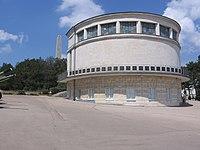 Building of Diorama Storm of Sapun Mountain on May 7, 1944 in Sevastopol.jpg