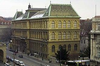 Museum of Decorative Arts in Prague - Main Building of Museum of Decorative Art in Prague