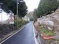 Bulmore Road heads away from The Village - geograph.org.uk - 1773770.jpg