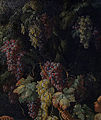 Bunches of Grapes around a Tree Trunk - Giovanni Battista Ruoppolo - Louvre INV 595 ter.jpg
