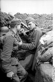 bundesarchiv bild i soldaten der division groaadeutschland