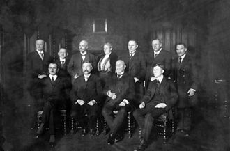 Centre Party (Germany) - Presidium of the Zentrum, 1920