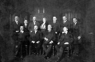 Centre Party (Germany) - Presidium of the Zentrum, 1920