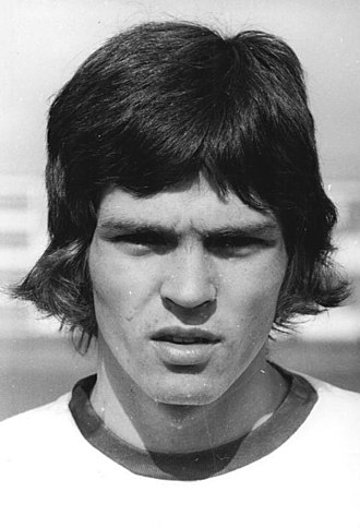 Jürgen Pommerenke - Pommerenke in 1974