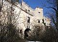 Burg Starhemberg Burghof Richtung Norden.JPG