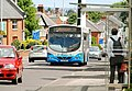 Bus, Finaghy, Belfast - geograph.org.uk - 1350376.jpg
