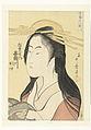 Busteportret van de courtisane Kisegawa uit het Matsubaya huis.-Rijksmuseum RP-P-1956-600.jpeg