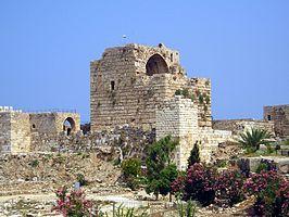 Byblos wikipedia for Arabische havenstad