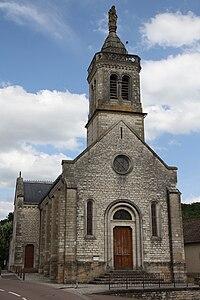 Côte d'Or - Sainte Marie sur Ouche - 007.JPG