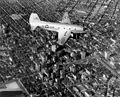 C-46D Maryland ANG over Baltimore c1956.jpg
