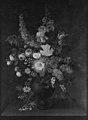 C.D. Fritzsch - En vase med blomster - KMS942 - Statens Museum for Kunst.jpg