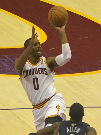 C. J. Miles - Miles with the Cavaliers in March 2013