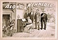 C.R. Reno's successful comedy, Along the Kennebec a New England story laughingly told. LCCN2014636577.jpg