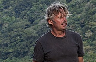 Charley Boorman English actor and adventurer