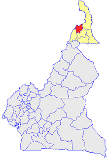Mayo-Sava Department in Extreme-Nord Province, Cameroon