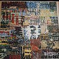 COLLECTIE TROPENMUSEUM Schilderij kunstacademie ASRI (Akademi Seni Rupa Indonesia) TMnr 20027105.jpg