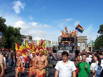 Pride parade - Berlin Pride